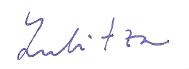 signature Lubitza HV 2017